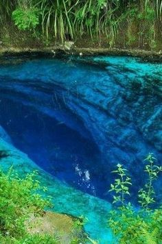 Hinatuan Enchanted River, Surigao del Sur | 15 Breathtaking Places To Go Soul-Searching In The Philippines