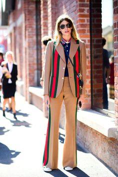 Milan Fashion Week Spring 2018 Street Style - Style Photos from Milan Fashion Week