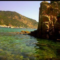 Begur beach catalonia