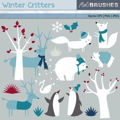 Winter Critters