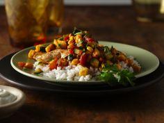 Super-Quick Salsa Chicken (rice, chicken, corn, salsa & all ready in 30 minutes!)