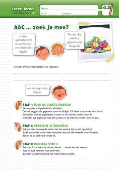 Leerladders 4 Learning, Kids, Diy School, Assessment, Spelling, Dutch, Coaching, Brain, Toddlers