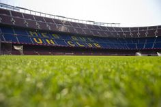 Information about the Camp Nou Experience Tour & Museum. Timetables, schedules, prices and services offered in the most visited museum of Catalonia! Camp Nou, Malaga, Fc Barcelona, Ticket, Stadium Tour, Football Stadiums, School Sports, Europa League, Most Visited