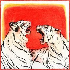 Illustrazione di Maddalena Carrai, ex studentessa della LABA di Firenze.
