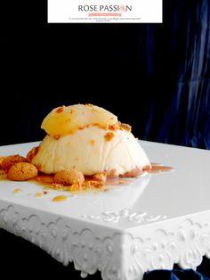 Il Dessert al limone con pere e amaretti è uno dei tanti dolci al cucchiaio da preparare velocemente e stupire così i vostri ospiti. Una soluzione ideale e raffinata per chi ha poco tempo.  http://wp.me/p5u9AY-Lu