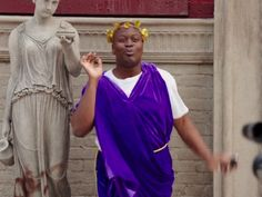 Your Comprehensive Guide To Every Fabulous Outfit Titus Andromedon Wears On #UnbreakableKimmySchmidt