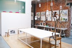Nach vielen Jahren in Paris beschlossen die Designerin Nathalie Wolberg und ihr Mann, noch einmal umzuziehen: nach Antwerpen. Freunde von Freunden hat sie dort besucht.