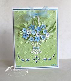 marianne designables ds0916 | Image Detail for - Użyłam Marianne D Designables DS0916 (czyli ... - Marianne Design Rose Basket