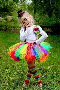 Funny Little Girl's Costume