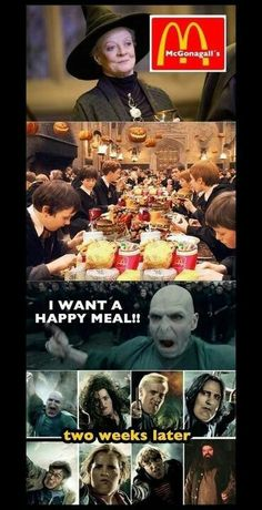 Hogwarts the school of weightloss and wizadry? ;)
