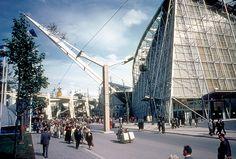 France pavilion expo '58