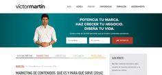 Blog Víctor Martín