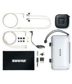 Shure SE846 In Ear Earphone (White)