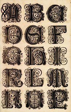 Kunstrichtige Schreibart. Published 1655 by Bey Paulus Fürsten Kunsthändlern daselbst in Nürnberg.