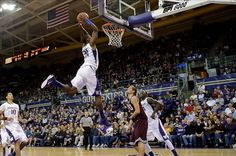 Terrence Ross - Washington Huskies - Sky High baby!!
