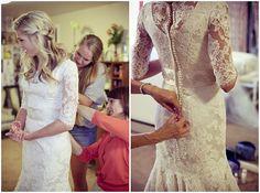 BEAUTIFUL DRESS & BRIDE.