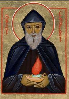 """July 23 - The Feast of Saint Sharbel St. Sharbel, pray for us. """