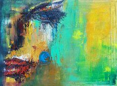 Inside, oil on canvas  Ramune Art ❤💋🎨  portraitartist, portraits, faces, artist, painting, webnartclub, contemporary, contemporaryart, interiør, womenstyle, beautyandthebeast, womenbeauty, interiordesign, interiors,  abstractartist, abstraktekunst, artworks_portrait