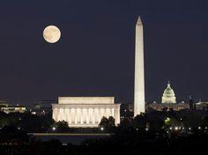 Washington D.C ! Beautiful :)