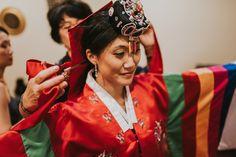 ARIK & CAROLYN | THE CLOTH MILL WEDDING | DURHAM WEDDING PHOTOGRAPHER  Autumn Harrison Photography  Korean Ceremony