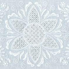 Luzine Happel :: Filling patterns. - Schwalm