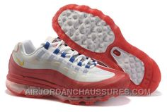 http://www.airjordanchaussures.com/womens-nike-air-max-95-360-varsity-red-white-amfw0239-hot-6kcjj.html WOMENS NIKE AIR MAX 95 360 VARSITY RED WHITE AMFW0239 HOT 6KCJJ Only 85,00€ , Free Shipping!