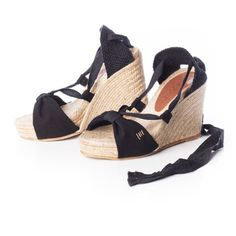 VISCATA Tamariu Soft Ankle-Tie and Stylish Espadrilles with 3.75-inch heel Made in Spain $69.00