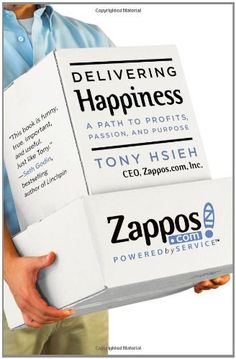 Delivering Happiness: A Path to Profits, Passion, and Purpose by Tony Hsieh, http://www.amazon.ca/dp/0446563048/ref=cm_sw_r_pi_dp_CVZusb0XPPRQX