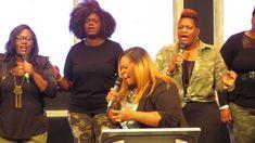 Shana Wilson Leading Worship (Tasha Cobbs' iLeadEscape 2016)