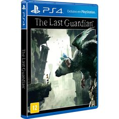 Game The Last Guardian - PS4 - Americanas.com (160,00)