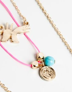 :3 PACK SELECTION OF NECKLACES EGP 99.00
