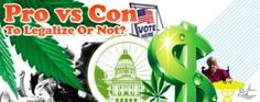 Should weed be legalized? Cast your vote and enter to win a tshirt