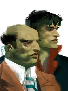 DYLAN e BLOCH by GigiCave on DeviantArt