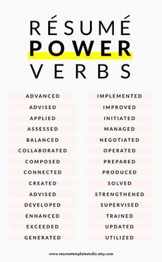 Career infographic & Advice Resume power verbs and Resume tips to boost your Resume. Image Description Resume power verbs and Resume tips to boost your The Words, Cv Curriculum Vitae, Cv Inspiration, Entrepreneur Inspiration, Job Interview Tips, Job Interviews, Job Interview Questions, Interview Images, Interview Quotes