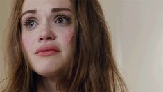 Image result for lydia martin crying