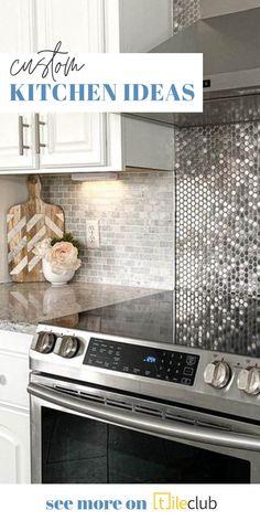 Kitchen Reno, Kitchen Colors, Kitchen Remodeling, Home Decor Kitchen, Kitchen Backsplash, New Kitchen, Kitchen Cabinets, Beach Kitchens, Dream Kitchens