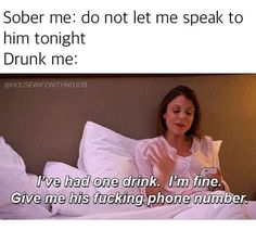 39 Drunk Memes That Are So True
