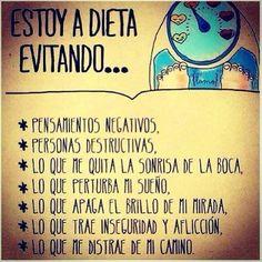 Vigila tu alimentación, es de vital importancia y muy importante par tu bienestar.  http://blog.maycablanco.com