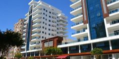 billige leiligheter til salgs i alanya Apartments For Sale, Luxury Apartments, Modern City, Commercial Real Estate, Luxurious Bedrooms, Apartment Design, Property For Sale, Mansions, Architecture