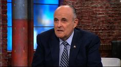Rudy Giuliani denied Sunday Russian officials' claims they'd been in touch with Donald Trump's campaign, saying he's aware of no such conversations.