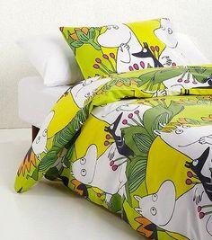 Moomin Sun Duvet Cover P...