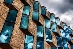 Horten Headquarters by 3XN in Copenhagen,Denmark.(2009)