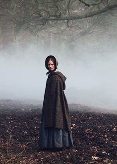 """""""In the perfumed darkness of her serious mind."""" __Henry James, Roderick Hudson [Credit - Mia Wasikowska in Jane Eyre ] Mia Wasikowska, Jane Eyre Movie, Jane Austen, Charlotte Bronte, Jane Eyre Quotes, Jane Eyre 2011, Most Romantic Quotes, Little Dorrit, Bronte Sisters"""