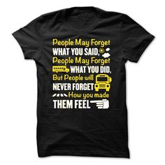 How You Make Them Feel School Bus Driver T-Shirts, Hoodies. GET IT ==► https://www.sunfrog.com/LifeStyle/How-You-Make-Them-Feel-School-Bus-Driver.html?41382