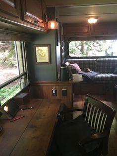 90 interior design ideas for camper van pinterest airstream
