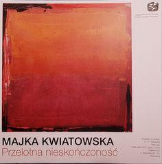 https://flic.kr/s/aHsm9XYHGB | Majka Kwiatowska's paintings for sale 2017 | Prices negotiable (generally between $500 - 1000)