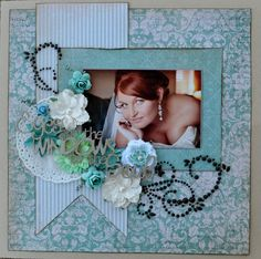 Eyes are the windows of the soul - Scrapbook.com ....Wendy Schultz onto Scrapbook Art.
