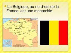 20 slide presentation on Belgium, Luxembourg, Switzerland, Monaco & Andorra