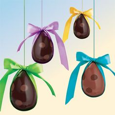 Burdick Chocolate: Polka Dot Eggs