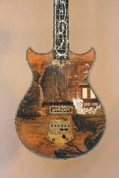 Larry Robinson, China Guitar